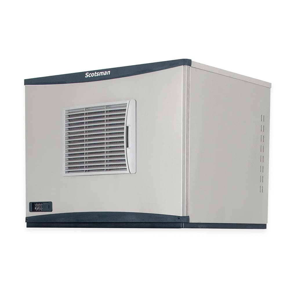 "Scotsman C0530SA-1 30"" Prodigy Plus® Half Cube Ice Machine Head - 525-lb/day, Air Cooled, 115v"
