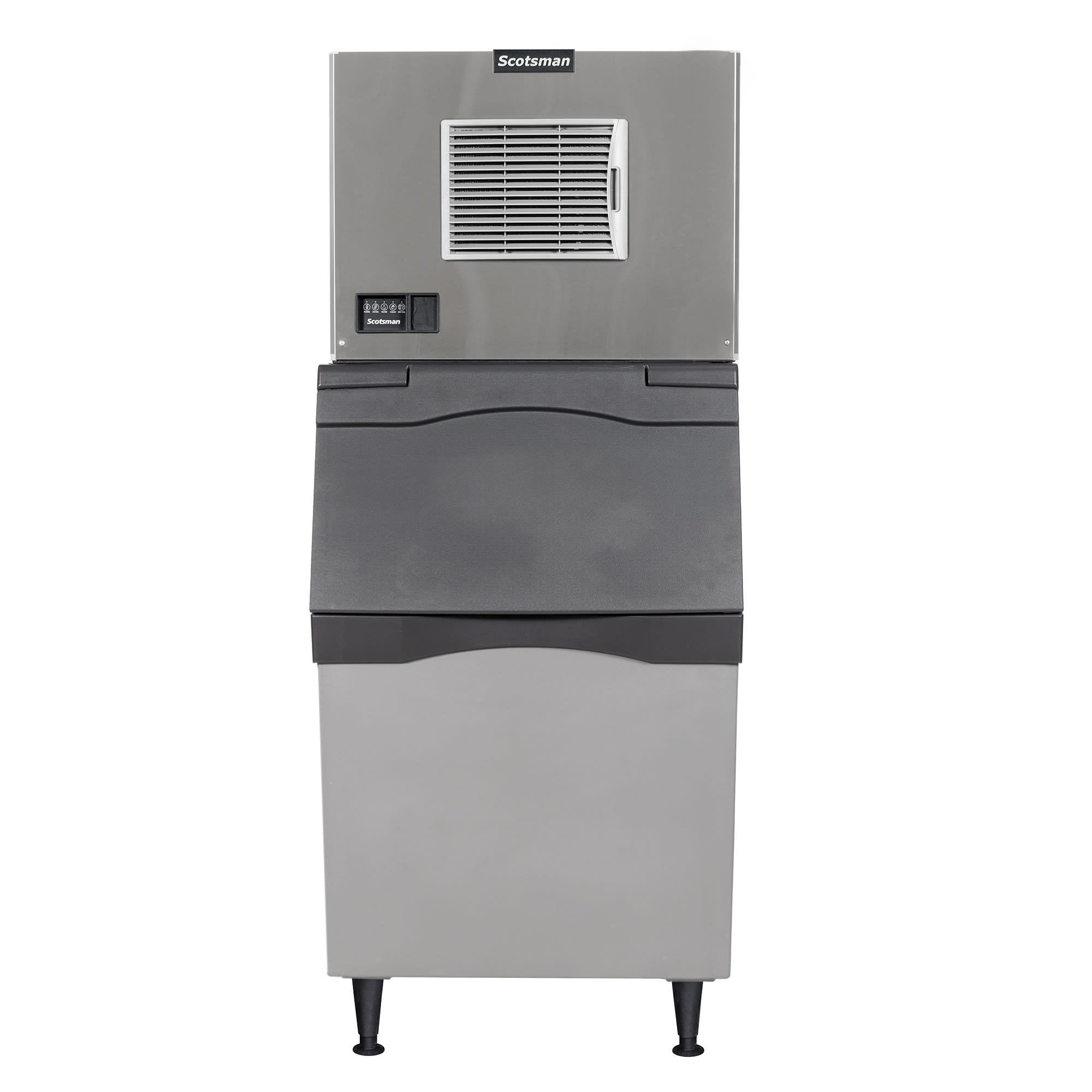 Scotsman C0630SA32AB530P 776-lb/Day Prodigy Half Cube Ice Maker w/ 420-lb Bin, Air Cooled, 208v/1ph