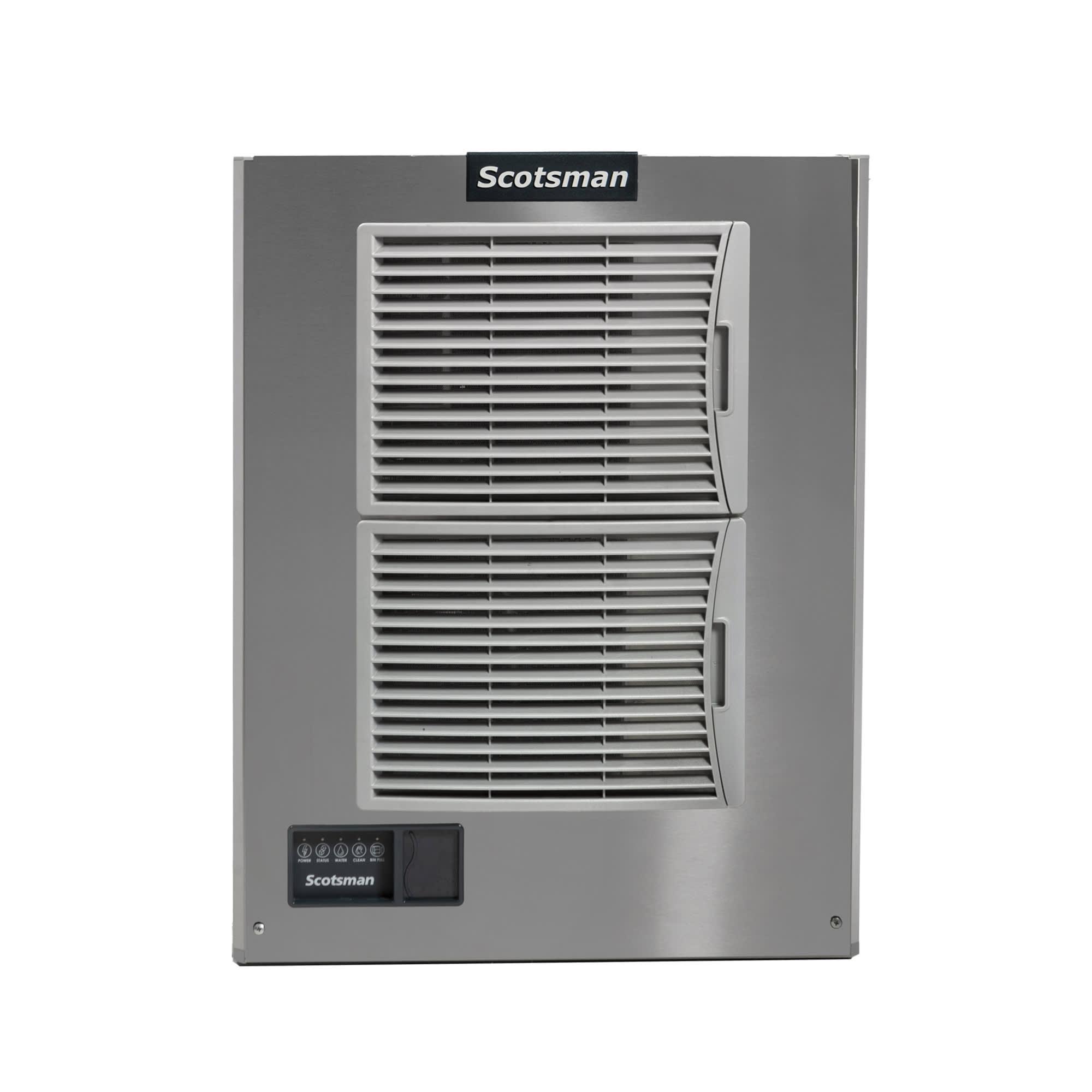 "Scotsman C0722MA-32 22"" Prodigy Plus® Full Cube Ice Machine Head - 758 lb/day, Air Cooled, 208 230v/1ph"