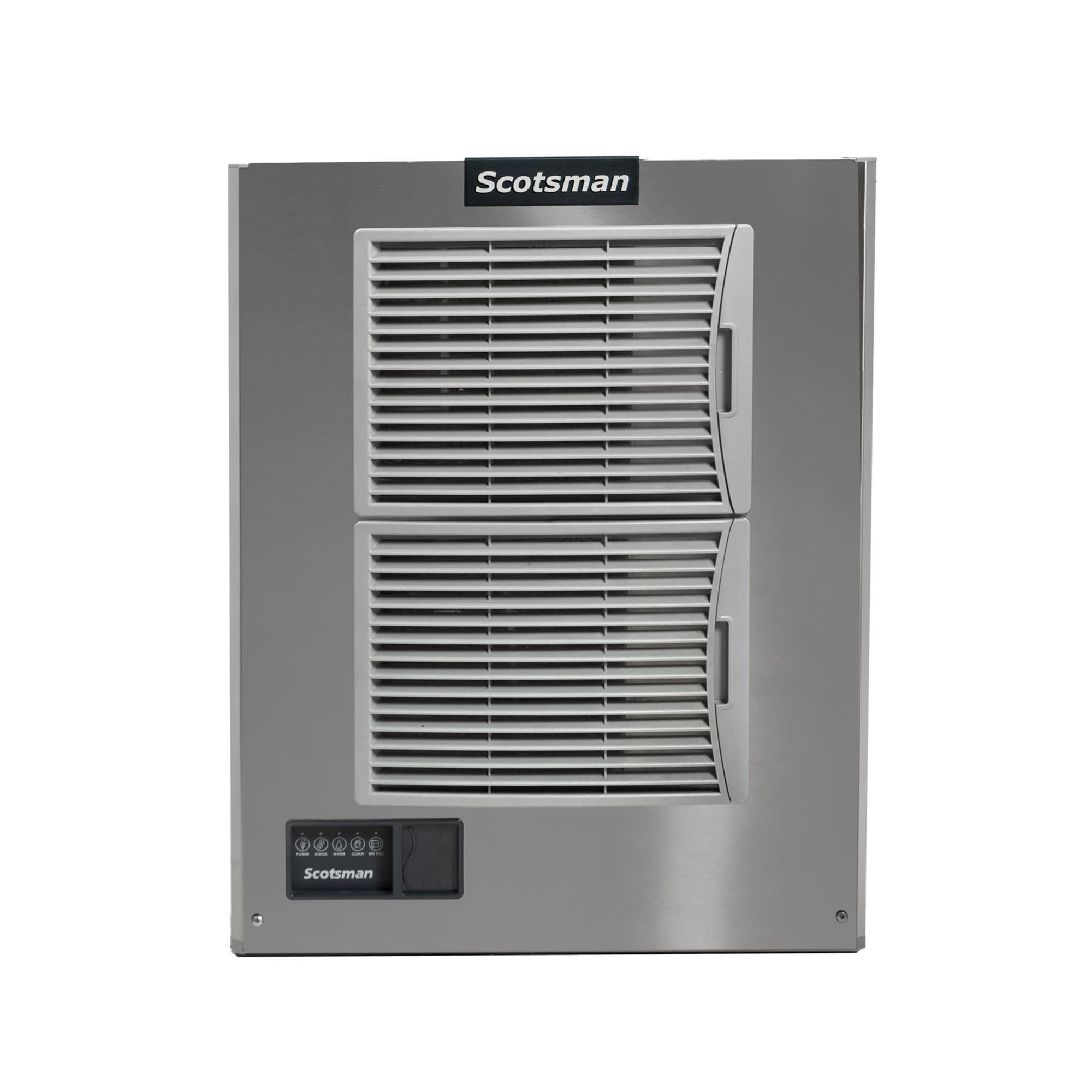 "Scotsman C0722SA-32 22"" Prodigy Plus® Half Cube Ice Machine Head - 758 lb/day, Air Cooled, 208 230v/1ph"
