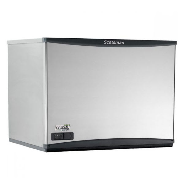 "Scotsman C0830MW-32 30"" Prodigy™ Plus Full Cube Ice Machine Head - 924 lb/day, Water Cooled, 208 230v/1ph"