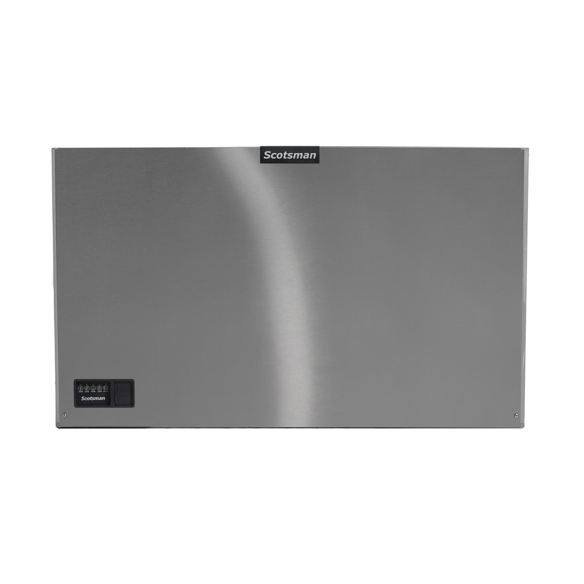"Scotsman C1448MW-32 48"" Prodigy Plus® Full Cube Ice Machine Head - 1444 lb/24 hr, Water Cooled, 208/230v/1ph"