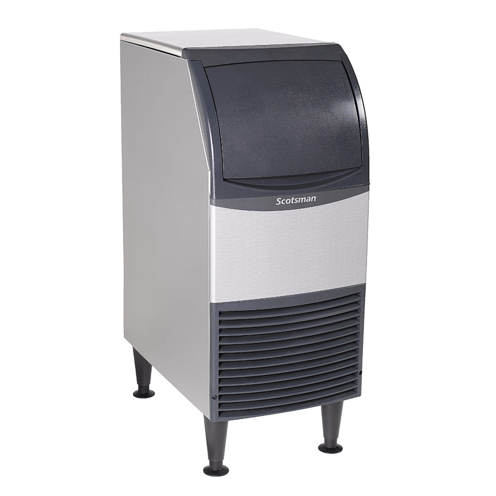 Scotsman CU0715MA-1 Undercounter Full Cube Ice Maker - 80-lbs/day, Air Cooled, 115v
