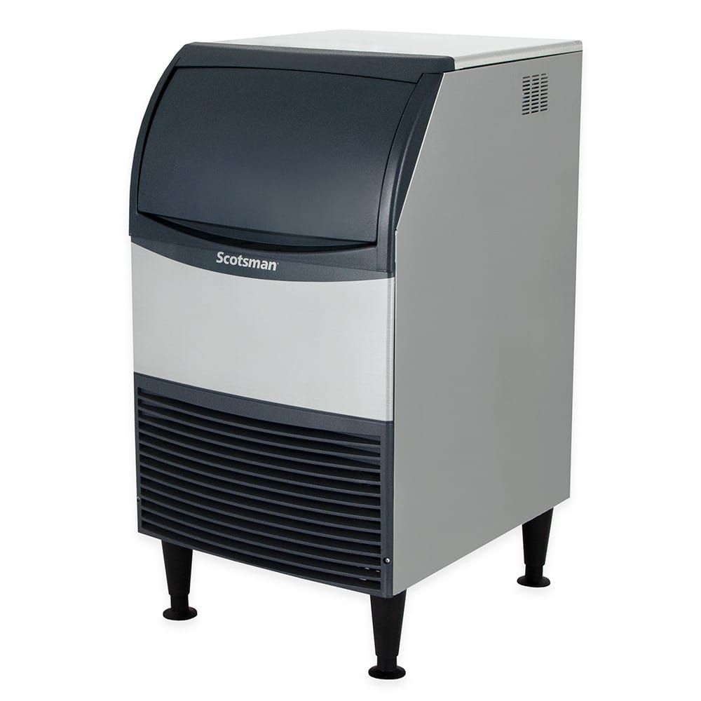 "Scotsman CU0920MA-1 38""H Full Cube Undercounter Ice Maker - 100 lbs/day, Gravity Drain"