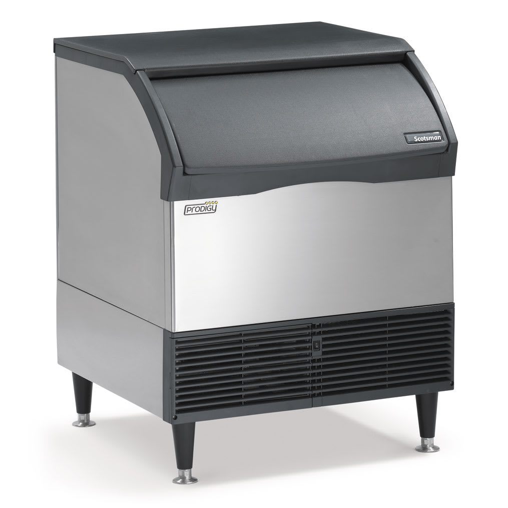 "Scotsman CU3030SA-1 39.5""H Prodigy® Half Cube Undercounter Ice Maker - 313 lbs/day, Air Cooled"