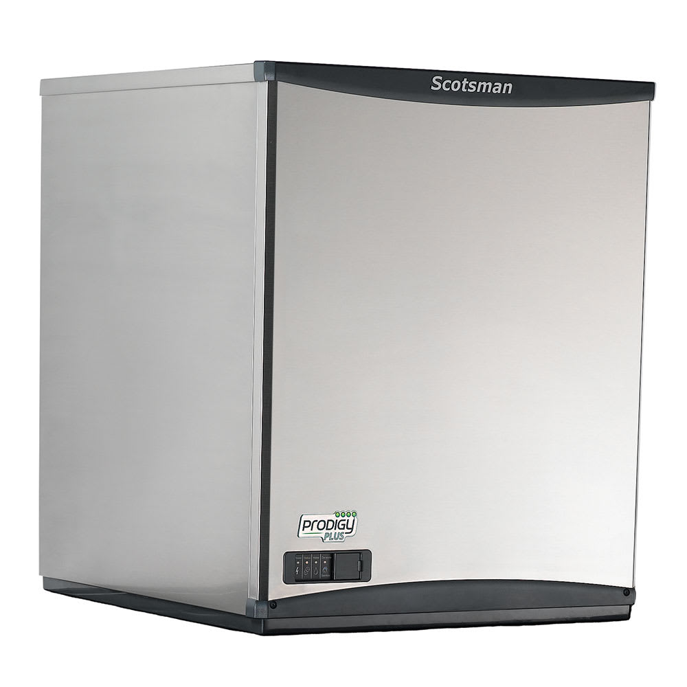 "Scotsman F1222W-32 22"" Prodigy Plus® Flake Ice Machine Head - 1240-lb/24-hr, Water Cooled, 115v"