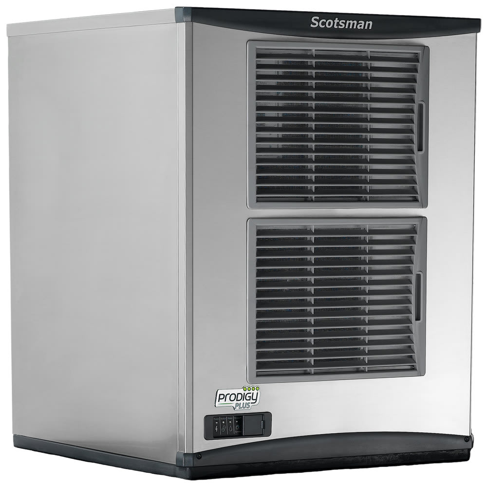 "Scotsman F1522A-32 22"" Prodigy Plus® Flake Ice Machine Head - 1467 lb/24 hr, Air Cooled, 208/230v/1ph"