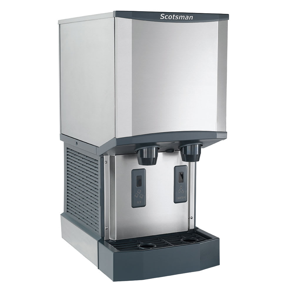 Scotsman HID312A-1 Countertop Nugget Ice Dispenser w/ 12 lb Storage, Cup Fill, 115v