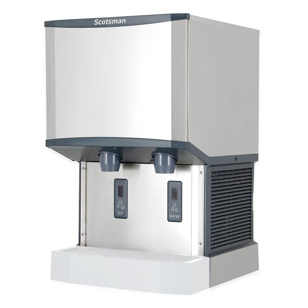 Scotsman HID525AW-1 Wall-Mount Nugget Ice Dispenser w/ 25 lb Storage, Cup Fill, 115v