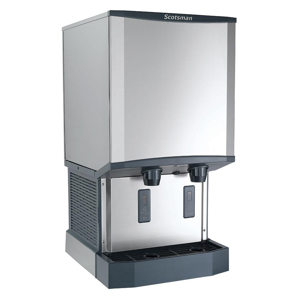 Scotsman HID540A-1 Countertop Nugget Ice Dispenser w/ 40 lb Storage - Cup Fill, 115v
