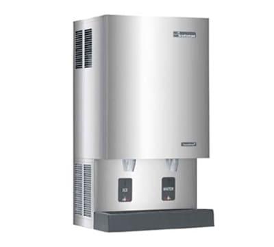 Scotsman MDT5N40W-1 Countertop Nugget Ice Dispenser w/ 40-lb Storage - Cup Fill, 115v