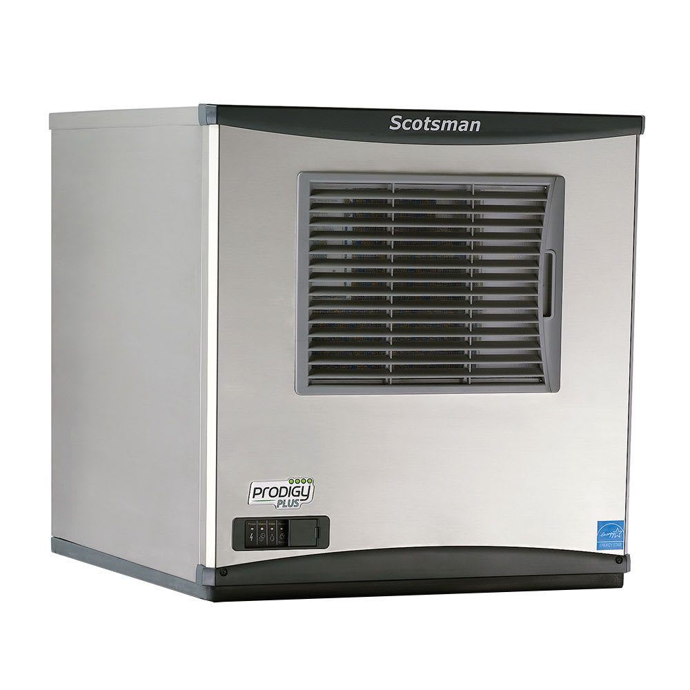 "Scotsman N0622A-1 22"" Prodigy Plus® Nugget Ice Machine Head - 643-lb/24-hr, Air Cooled, 115v"
