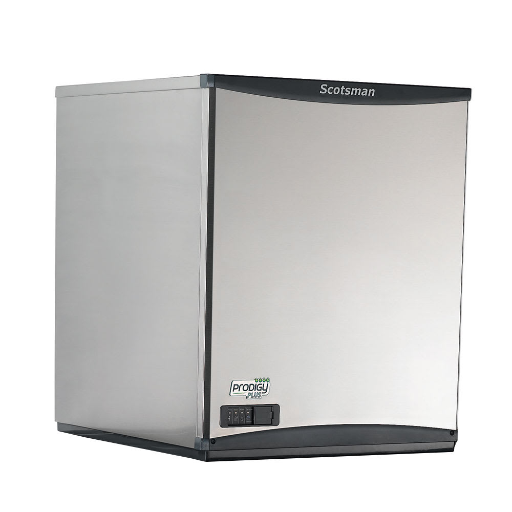 "Scotsman N1322W-3 22"" Prodigy Plus® Nugget Ice Machine Head - 1354 lb/24 hr, Water Cooled, 208 230v/1ph"