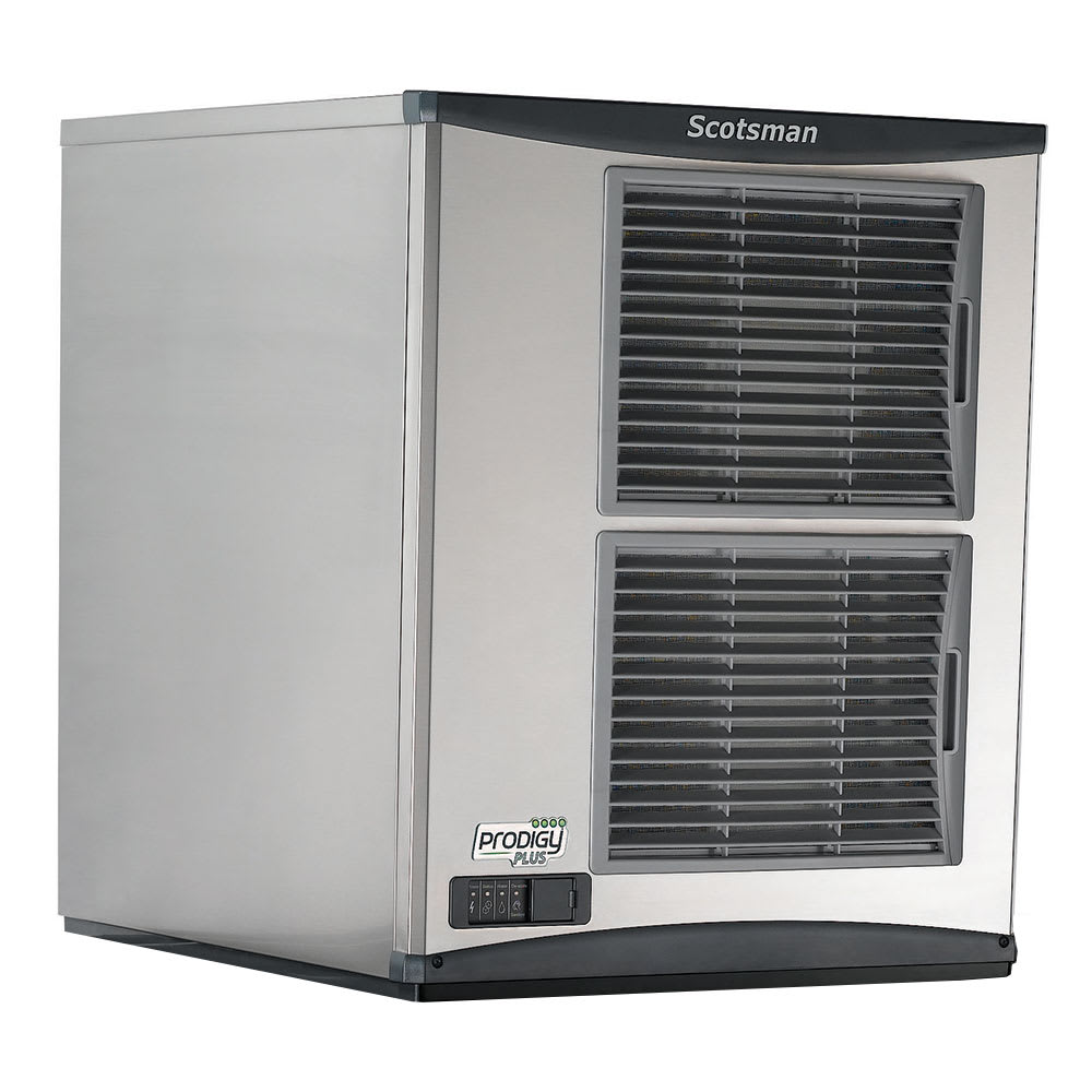 "Scotsman N1322W-32 22"" Prodigy Plus® Nugget Ice Machine Head - 1354 lb/24 hr, Water Cooled, 208 230v/1ph"