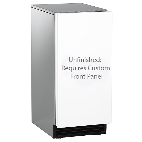 Scotsman SCCP30MA-1SU Undercounter Top Hat Ice Maker - 30-lbs/day, Pump Drain, 115v