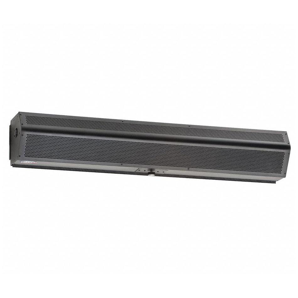 "Mars LPV260-1UA-OB/99-014 60"" Unheated Air Curtain w/ Auto Switch - Low Profile, Obsidian Black, 115v"