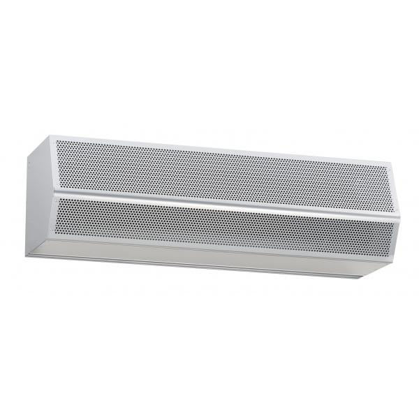 "Mars N242-1UA-TS/99-014 36"" Unheated Air Curtain w/ Auto Switch - Industrial, Titanium Silver, 115v"