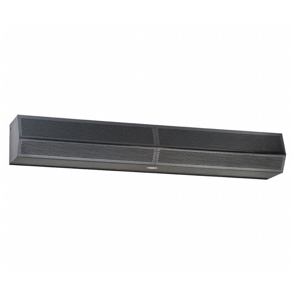 "Mars STD296-2UA-OB/99-014 96"" Unheated Air Curtain w/ Auto Switch - Standard, Obsidian Black, 115v"