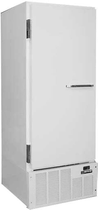 "Master-bilt BHC-27E 31"" Single Section Reach-In Freezer, (1) Solid Door, 208v/1ph"