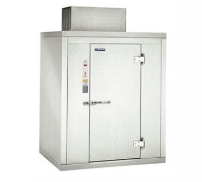 Master-bilt CL-5R Low Temp Step-In Freezer - 62x49x88.8, Galvanized Steel, 208v