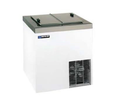 "Master-bilt DC-4D 30.63"" Stand Alone Ice Cream Freezer w/ 5-Tub Capacity & 2-Tub Storage, 115v"