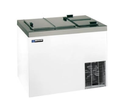 "Master-bilt DC-6DSE 43"" Stand Alone Ice Cream Freezer w/ 8 Tub Capacity & 5 Tub Storage, 115v"