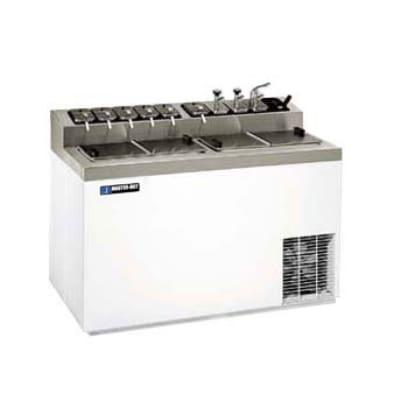"Master-bilt FLR-80 54"" Stand Alone Ice Cream Freezer w/ 6 Tub Capacity & 11 Tub Storage, 115v"