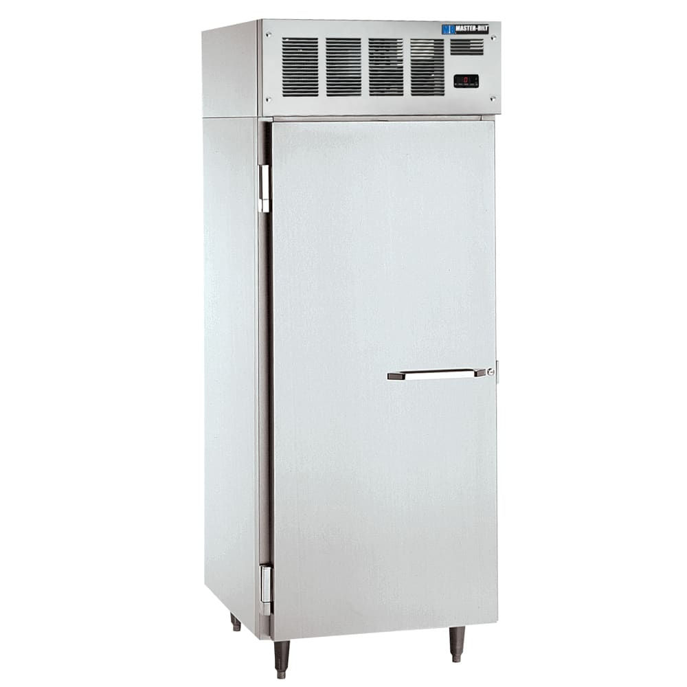 "Master-bilt IHC-27 31"" Single Section Reach-In Freezer, (1) Solid Door, 208-230v/1ph"