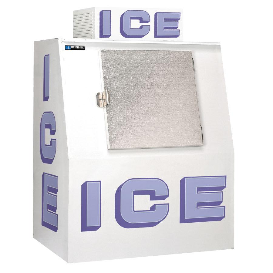 Master-bilt IM-38 Outdoor Ice Merchandiser w/ (130) 7-lb Bag Capacity, 115v