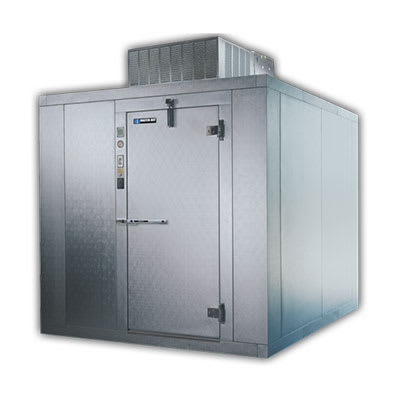 master bilt mb5720808cix indoor walk in refrigerator w top mount compressor 79x 79 - Walk In Refrigerator