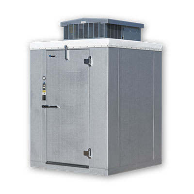 Master-bilt MB5720812COX Outdoor Walk-In Refrigerator w/ Top Mount Compressor, 7.9' x 11.7'