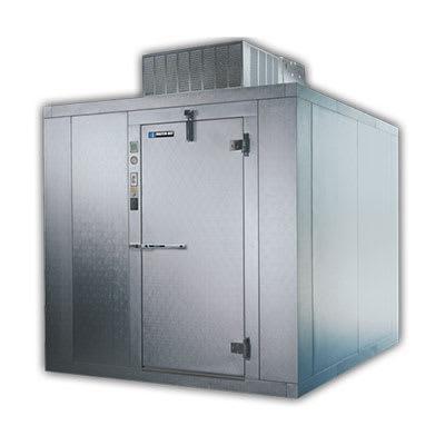Master-bilt MB5760808FIHDX Indoor Walk-In Freezer w/ Top Mount Compressor, 7.9' x 7.9'
