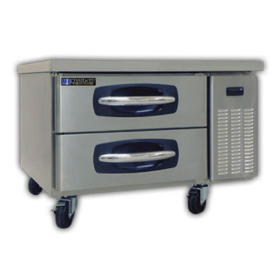 "Master-bilt MBCB36 36"" Chef Base w/ (2) Drawers, 115v"