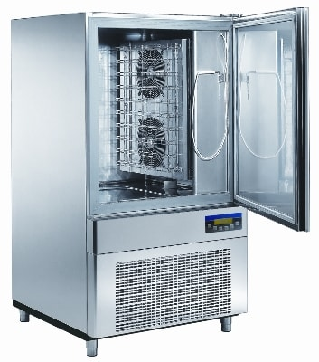 "Master-bilt MBCF220/110-20 41"" Floor Model Blast Chiller - (20) Pan Capacity, 220v/3ph"