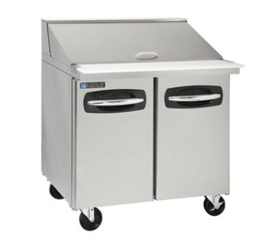 "Master-bilt MBSMP36-15 36"" Sandwich/Salad Prep Table w/ Refrigerated Base, 115v"