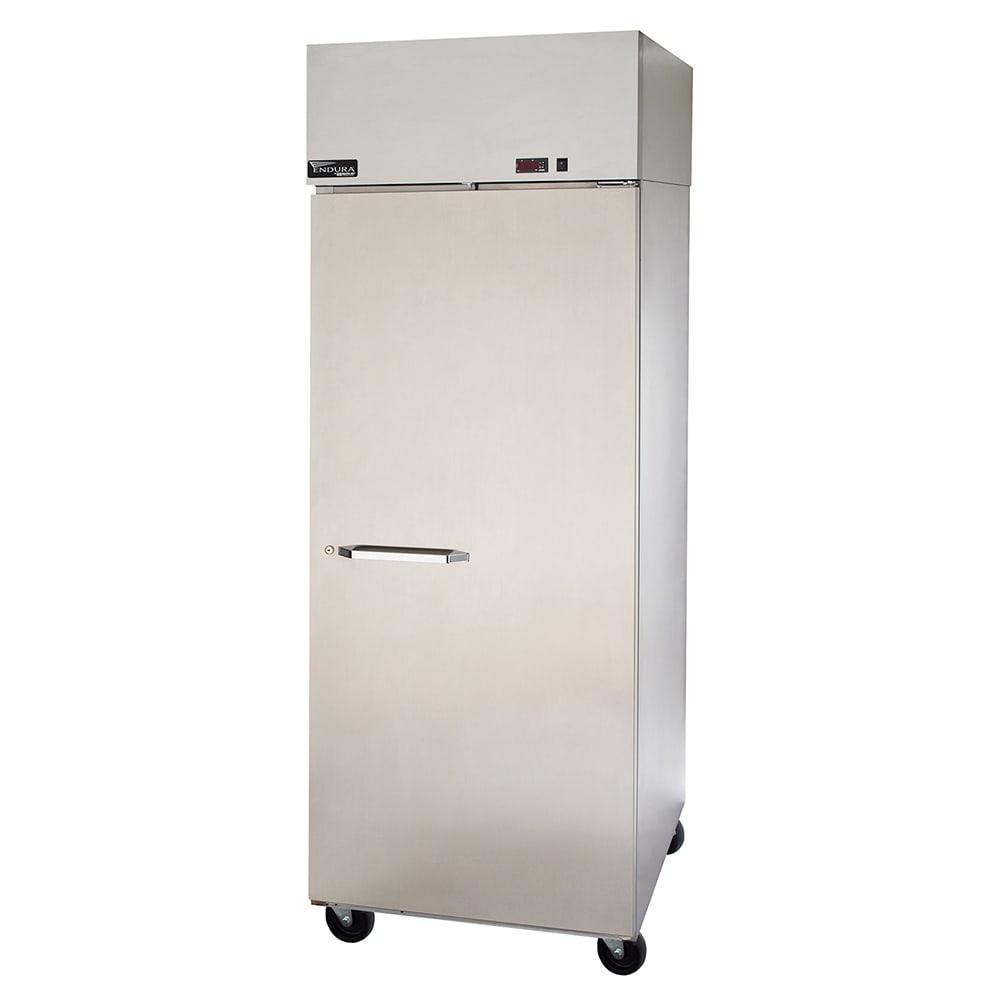 Master-bilt MNW211SSS/0 Full-Height Insulated Mobile Heated Cabinet w/ (3) Pan Capacity, 115v