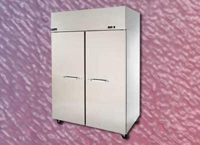 Master-bilt MNW212SSS/0 Full-Height Insulated Mobile Heated Cabinet w/ (3) Pan Capacity, 115v
