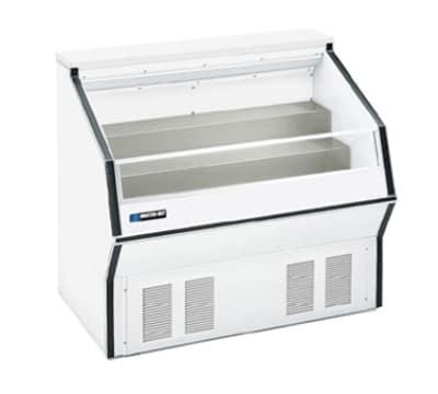 """Master-bilt MPM-48 48"""" Horizontal Open Air Cooler w/ (3) Levels, 115v"""