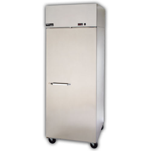 Master-bilt MPW252SSG/0 Full-Height Insulated Mobile Heated Cabinet w/ (3) Pan Capacity, 115v
