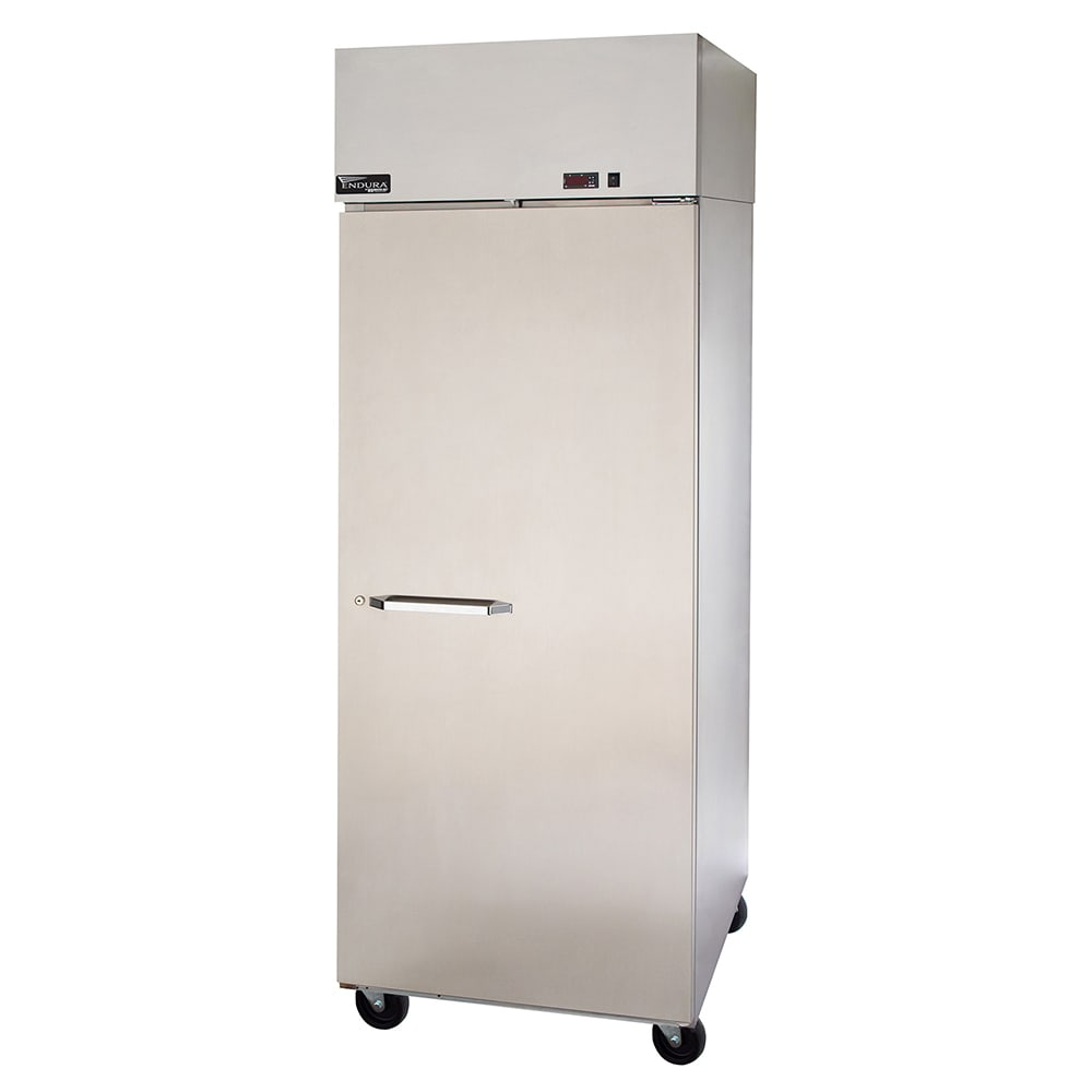 Master-bilt MPW252SSS/0 Full-Height Insulated Mobile Heated Cabinet w/ (3) Pan Capacity, 115v