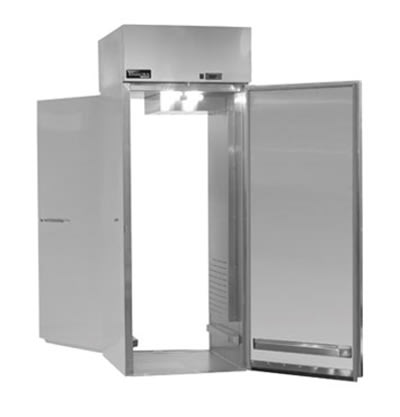 "Master-bilt MPWW332SSS/0 31.75"" Roll-Thru Heated Cabinet - (2) Solid Door, 36.4-cu ft"