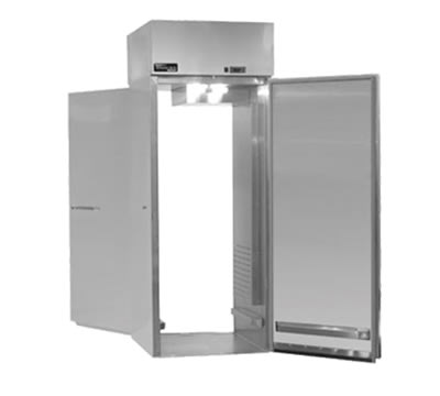Master-bilt MPWW724SSS/8 Full-Height Insulated Mobile Heated Cabinet w/ (7) Pan Capacity, 208 230v/1ph