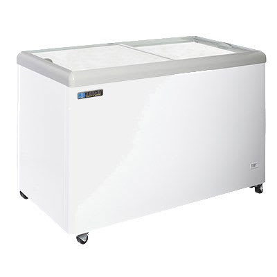 "Master-bilt MSF-52AN 52"" Mobile Ice Cream Freezer w/ 4 Baskets, Mobile, White, 115v"