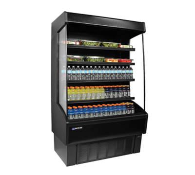 """Master-bilt VOAM36-79 36"""" Vertical Open Air Cooler w/ (5) Levels, 115v"""