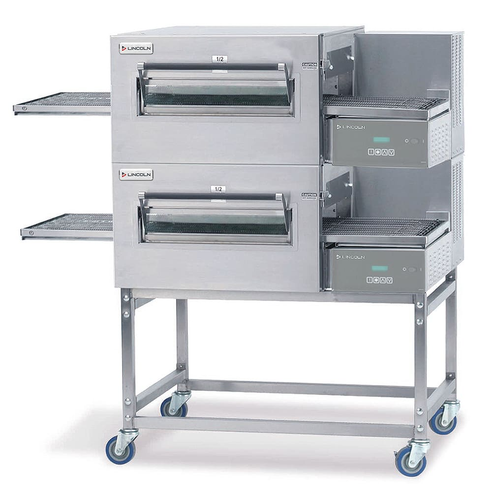"Lincoln 1180-2G 56"" Impinger Conveyor Oven - NG"