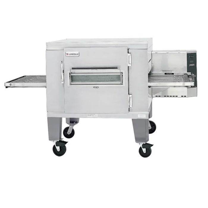 """Lincoln 1400-FB1G 78"""" Gas Conveyor Oven, LP"""