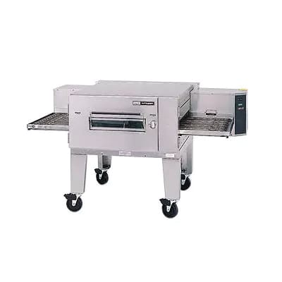 """Lincoln 1600-FB1G 80"""" Impinger Low Profile Conveyor Oven, NG"""