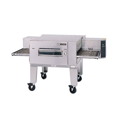 "Lincoln 1624-000-U 80"" Impinger Low Profile Conveyor Oven - 220v/3ph"