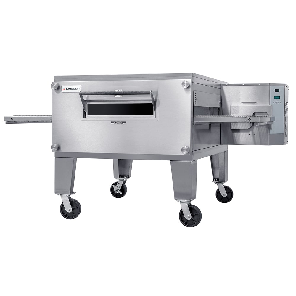"Lincoln 3240-2N 78"" Impinger Double Conveyor Oven - NG"