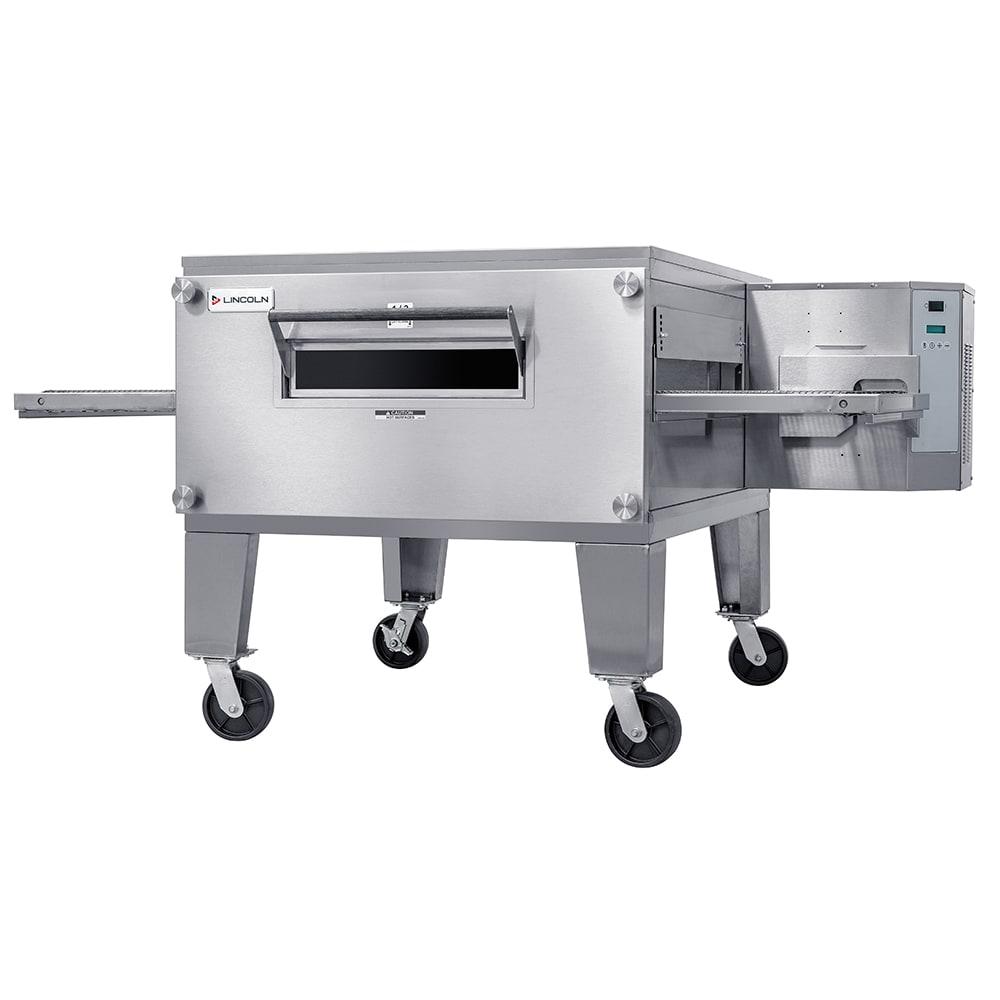 """Lincoln 3240-3V 78"""" Impinger Triple Conveyor Oven - 240v/3ph"""